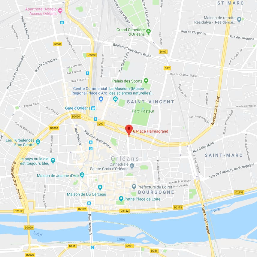 plan office notaire orleans