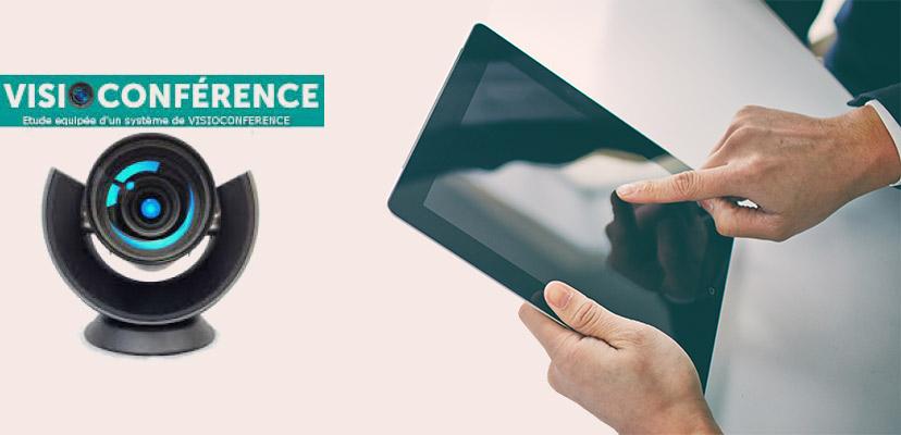 visio conférence et signature électronique notaire Orléans